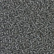 Miyuki Rocailles Perlen 1.5mm 0021 Gray ca 11gr