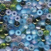 Miyuki Rocailles Perlen 3mm Mix08 Serenity ca 22gr