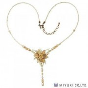 Miyuki Bead Jewelry Kit BFK 124 Fairy Necklace