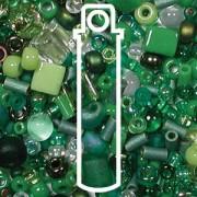 Beadsoup Perlensuppe MIX 03 ca 22gr  Evergreen