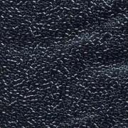 Miyuki Delica Perlen 2,2mm DBM0001 metallic Hematite 7,2 Gr.