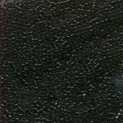 Miyuki Delica Perlen 1,3mm DBS0010 opaque Black 5gr