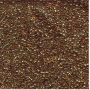 Miyuki Delica Perlen 1,6mm DB0118 Transparent luster Saffron 5gr