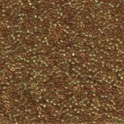 Miyuki Delica Perlen 1,6mm DB0119 Transparent luster Honey 5gr