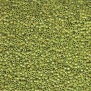 Miyuki Delica Perlen 1,6mm DB0262 Opaque luster Chartreuse 5gr