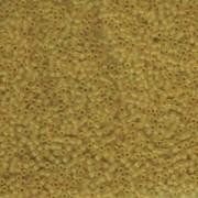 Miyuki Delica Perlen 1,6mm DB0771 Transparent Dyed matt pale Yellow 5gr