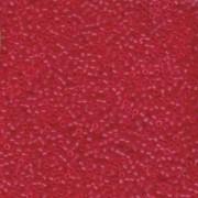 Miyuki Delica Perlen 1,6mm DB0780 Transparent Dyed matt Pink 5gr