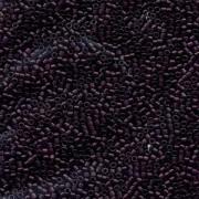 Miyuki Delica Perlen 1,6mm DB0784 Transparent Dyed matt  dark Purple 5gr