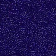 Miyuki Delica Perlen 1,6mm DB0785 Transparent Dyed matt Violet 5gr
