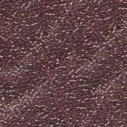 Miyuki Delica Perlen 2,2mm DBM0108 transparent luster Amethyst 7,2 Gr.