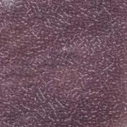 Miyuki Delica Perlen 2,2mm DBM1104 transparent Mauve 7,2 Gr.