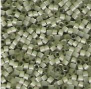 Miyuki Delica Perlen 1,6mm  DB1815 Lemon Grass Satin 5gr