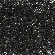 Miyuki Delica Perlen 1,6mm DB2261 Picasso matt Smoky Black ca 5gr