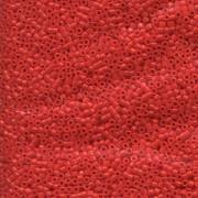Miyuki Delica Perlen 1,6mm DB0727 opaque Light Red 5gr