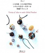Buch Variety of Ideas to make Global Pendants von Seiko Kakefuda