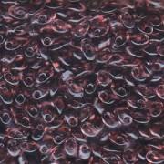 Miyuki Long Magatama Perlen 4x7mm ca8,5gr 0142 transparent Light Amethyst