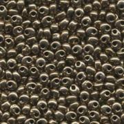 Miyuki Magatama Perlen 4mm 0457 metallic Bronze ca 24gr