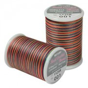 Miyuki Häkel Perlenfaden Farbverlaufgarn Rainbow 25m