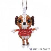 Miyuki Mascot Fan Kit No. 28 Hund ( Doggy )