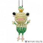 Miyuki Mascot Fan Kit No. 32 Prince ( Frog )