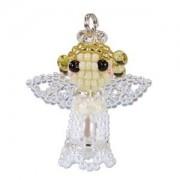 Miyuki Christmas Ornament Kit Engel