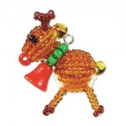 Miyuki Christmas Ornament Kit Rentier