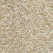 Miyuki Delica Perlen 1,6mm DB1451 transparent pale luster Amethyst ca 5gr