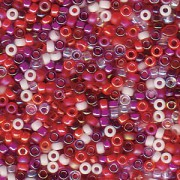 Miyuki Rocailles Perlen 1,5mm Mix05 Strawberry Fields ca 11 Gr.