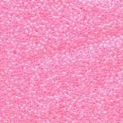 Miyuki Delica Perlen 1,6mm DB0244 lined Crystal light Pink 5gr