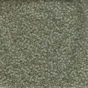 Miyuki Delica Perlen 1,6mm DB0383 matt transparent Oyster 5gr