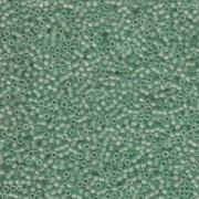 Miyuki Delica Perlen 1,6mm DB0385 matt Sea Glass Green 5gr