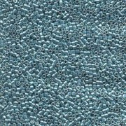 Miyuki Delica Perlen 1,6mm DB0416 dyed galvanized Grey 5gr
