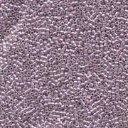 Miyuki Delica Perlen 1,6mm DB0419 dyed galvanized Dark Rose 5gr