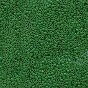 Miyuki Delica Perlen 1,6mm DB0655 dyed opaque Kelly Green 5gr