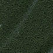 Miyuki Delica Perlen 1,6mm DB0663 dyed opaque Forest Green 5gr