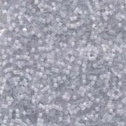 Miyuki Delica Perlen 1,6mm DB0677 Pale Grey Blue Silk Satin 5gr