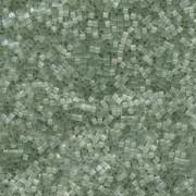 Miyuki Delica Perlen 1,6mm DB0829 Satin Moss 5gr