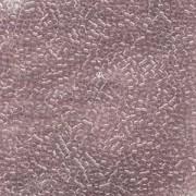 Miyuki Delica Perlen 1,6mm DB1103 transparent Pink Mist 5gr