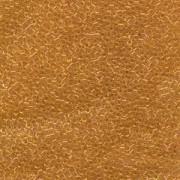 Miyuki Delica Perlen 1,6mm DB0702 transparent light Topaz 5gr