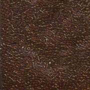 Miyuki Delica Perlen 1,6mm DB0709 transparent dark Amber 5gr
