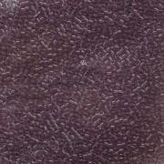 Miyuki Delica Perlen 1,6mm DB0711 transparent light Lilac 5gr
