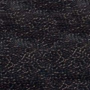 Miyuki Delica Perlen 1,6mm DB0715 transparent dark Chocolate 5gr
