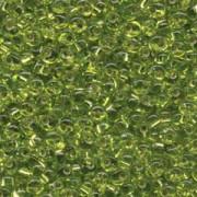 Miyuki Magatama Perlen 4mm 0014 silverlined Chartreuse ca 24gr