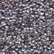 Miyuki Tropfen Perlen 3,4mm 4554 Crystal Heliotrope ca 10gr