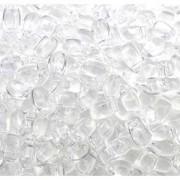 Miyuki Tropfen Perlen 3x5,5mm 0131 Crystal ca 25gr