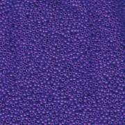 Miyuki Rocailles Perlen 1,5mm 1486 dyed opaque Purple ca 11gr