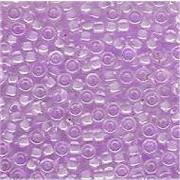 Miyuki Rocailles Perlen 1,5mm 0222 Orchid Lined Cystal ca 11gr
