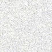 Miyuki Rocailles Perlen 1,5mm 471 Pearl White ca 11gr