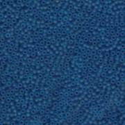 Miyuki Rocailles Perlen 2,2mm 0149F oder 9660-474 transparent matt Aqua ca 10gr