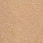 Miyuki Rocailles Perlen 2,2mm 0155F oder 9660-214 transparent matt Pale Pink ca 10gr